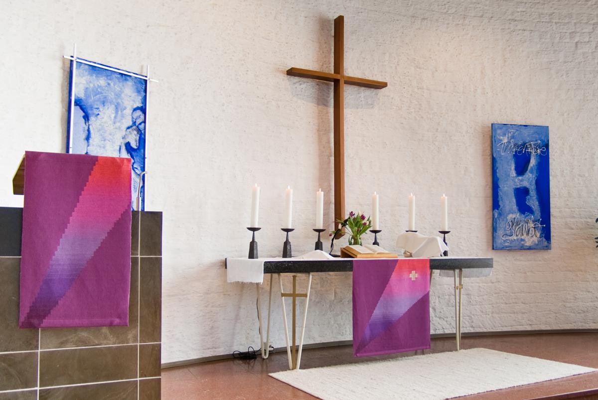 Altar- und Kanzeltuch Kolbermoor