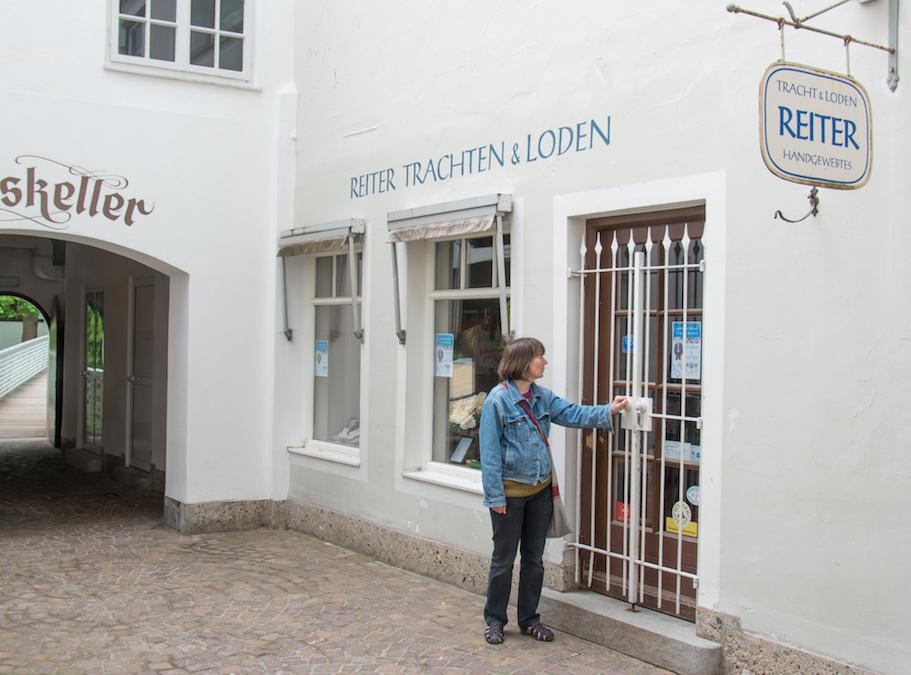Reiter Laden