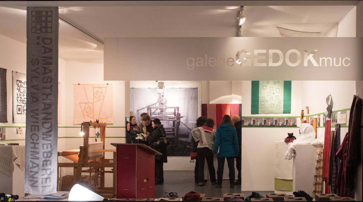 Einzelausstellung in der Galerie GEDOK