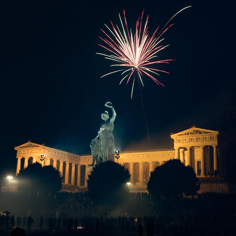 Ein spannendes und gesundes neues Jahr!