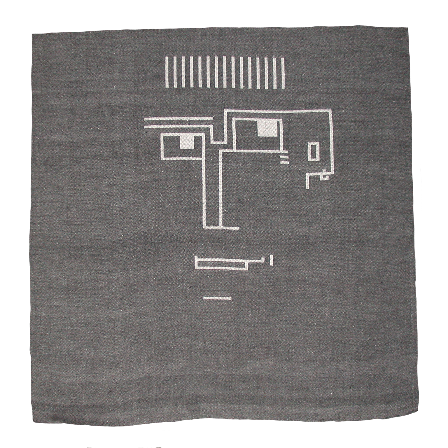Textiles Bild – Er 2